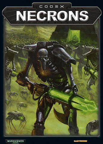 Necrons Codex - 3rd edition