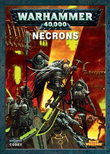Necrons Codex 5th edition