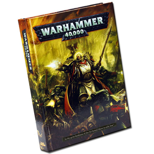 Warhammer 6th edition