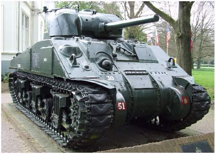 Sherman V - M4A4