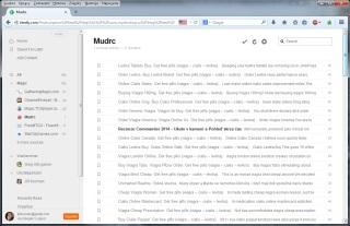 Feedly.com RSS kanál Mudrc - 17.11.2014